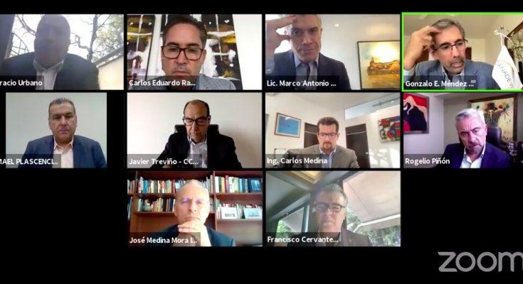 Pide Canadevi mesas de diálogo ante aumento en precios del acero-Gonzalo Méndez-Encuentro de Vivienda