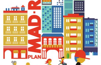 Presenta Ayuntamiento de Madrid plan de recuperación urbana
