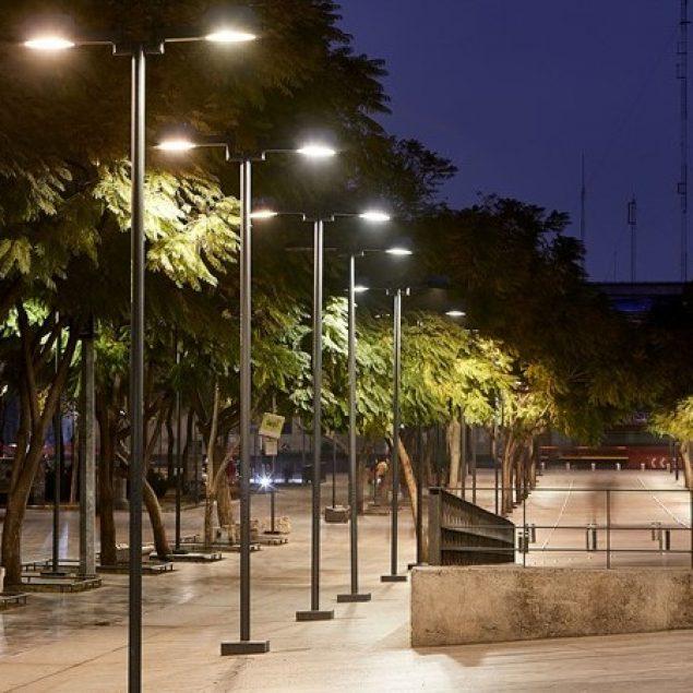 Planeación de luminarias contribuye a la sostenibilidad de las ciudades