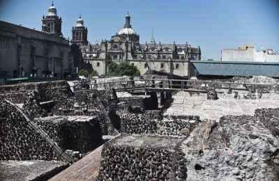 Planean proyecto para remodelar el Centro Histórico de la CDMX