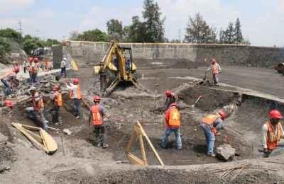 Planta de Asfalto de Coyoacán cubrirá 70% de la demanda de pavimentación en la CDMX