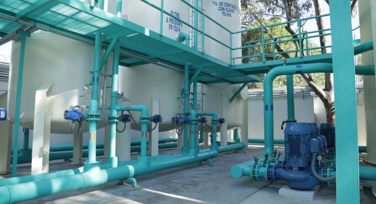 Inauguran Planta y Pozo de agua en Venustiano Carranza