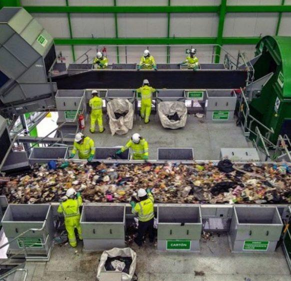 Avanza gobierno capitalino con el programa de gestión integral de Residuos