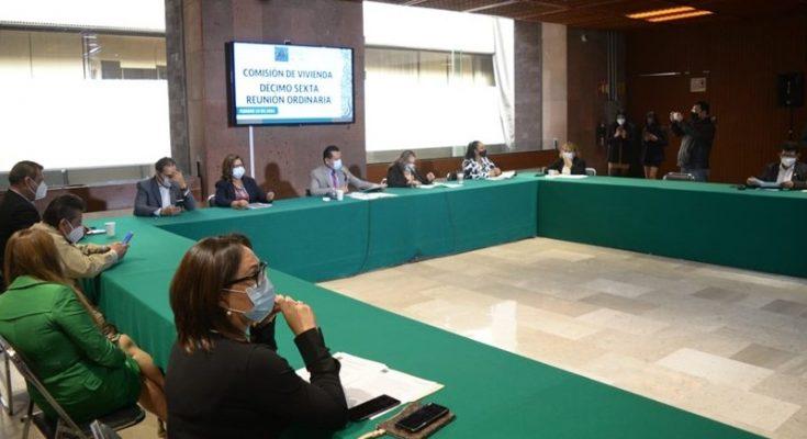 Población vulnerable podrá acceder a créditos hipotecarios: Diputados