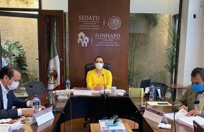 Por Covid-19, Fonhapo condonará mensualidades de acreditados