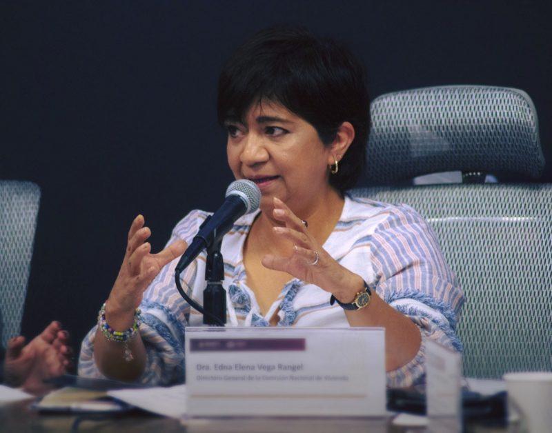 Por aumentar la calidad de vida de las familias-Edna Vega