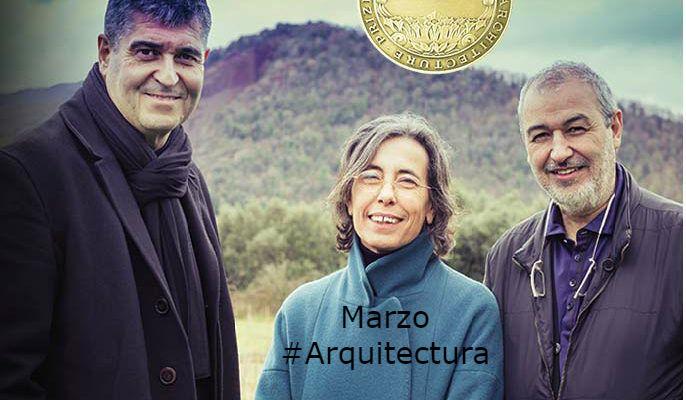 #LoMejorDelAño Tres arquitectos españoles ganan el Premio Pritzker 2017