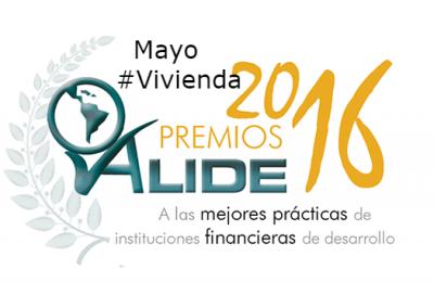 Lo Mejor del Año: Gana SHF Premio ALIDE 2016 en Brasil