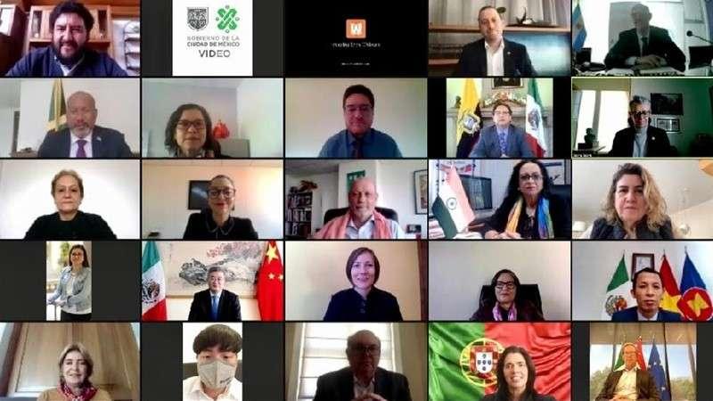 Presenta Gobierno capitalino edición virtual de la FICA 2020