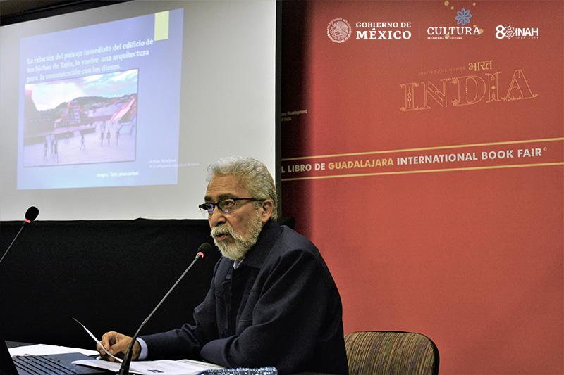 Presenta INAH libro sobre arquitectura mesoamericana en la FIL