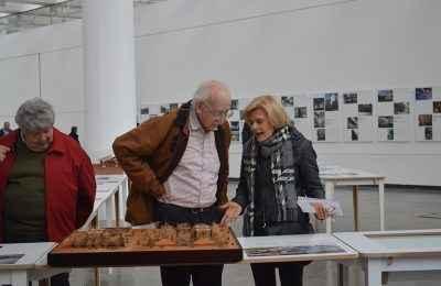 Presentan 260 obras de Arquitectos de la UNAM