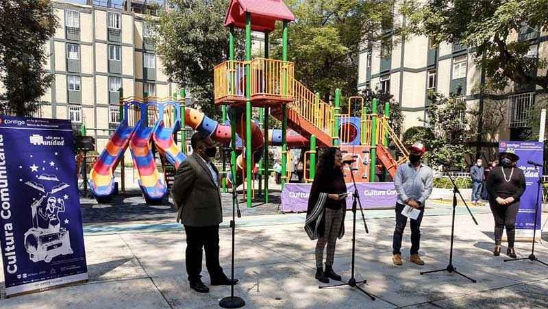 Presentan Programa de Reactivación Cultural para la CDMX