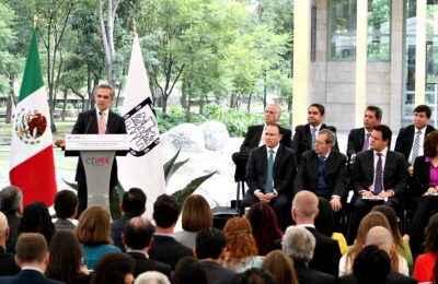 Presentan estrategia de resiliencia en la Ciudad de México