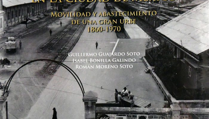 Presentan libro 'Los ferrocarriles en la Ciudad de México'