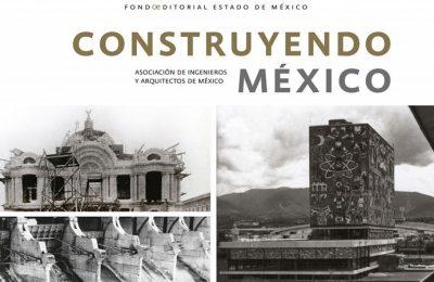 Presentan libro sobre obras destacadas de arquitectura e ingeniería