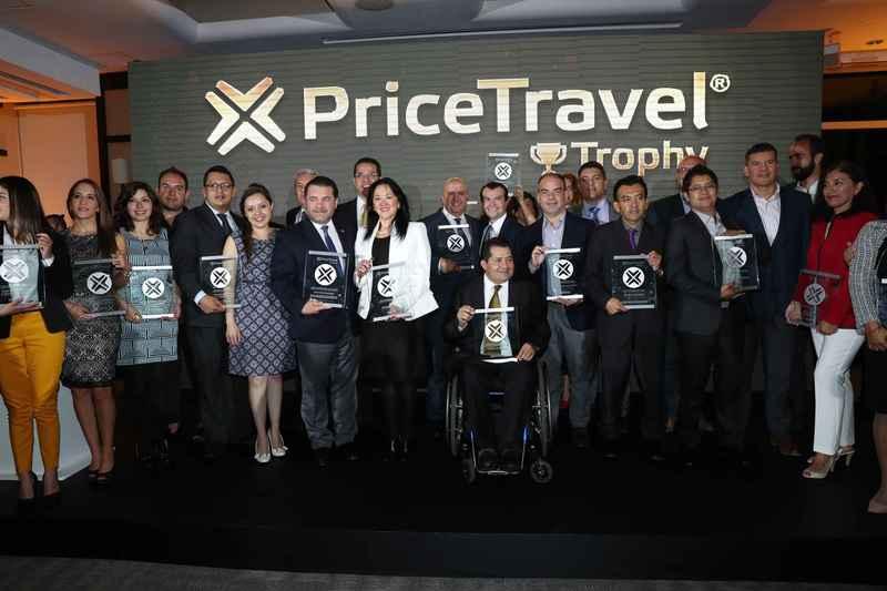 Reconocen a los mayores productores de la industria turística