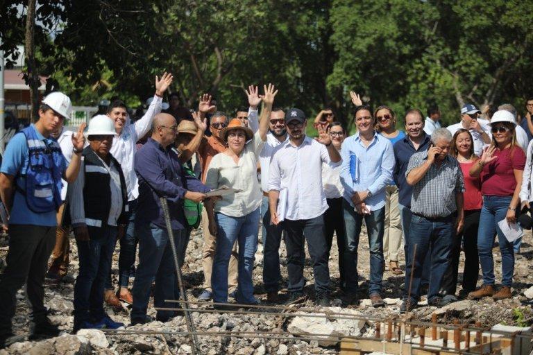 Comités ciudadanos supervisan obras en Nayarit