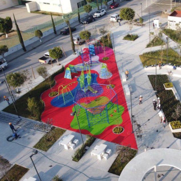 Sedatu recibe premios por proyectos arquitectónicos y de espacio público