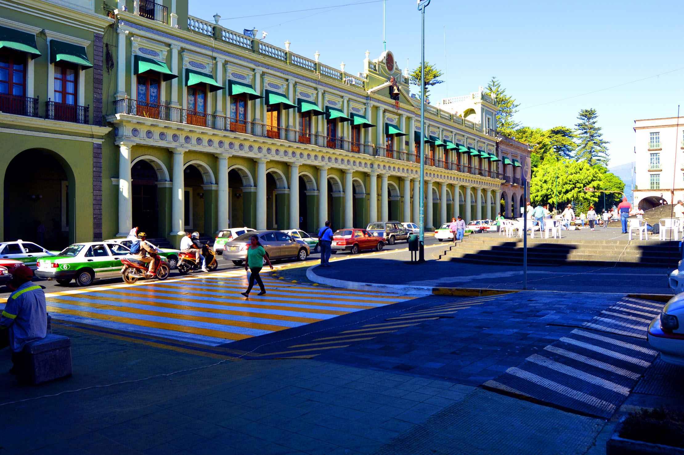 Promueven desarrollo urbano sostenible en Xalapa, Veracruz