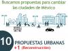 Buscan crear agenda urbana para elecciones de 2018