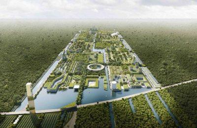 Proyectan construcción de una ciudad inteligente en Cancún