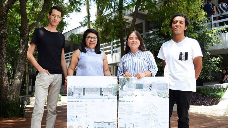 Proyecto de arquitectos de la UAQ gana concurso nacional de Infonavit