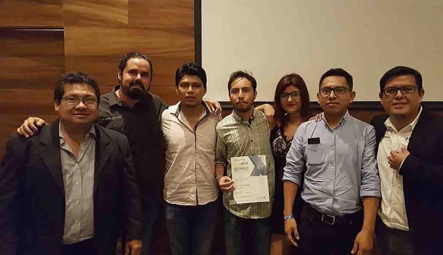 Proyecto de la UNACH obtiene Mención de Honor en Bienal de Arquitectura Chiapaneca