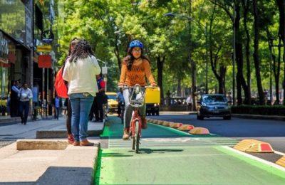 Publica Semovi datos de la infraestructura ciclista de CDMX