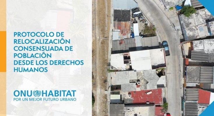 Publican protocolo para relocalización de población por Tren Maya