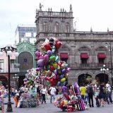 Renovarán INAH y SEDATU Zócalo del centro histórico de Puebla