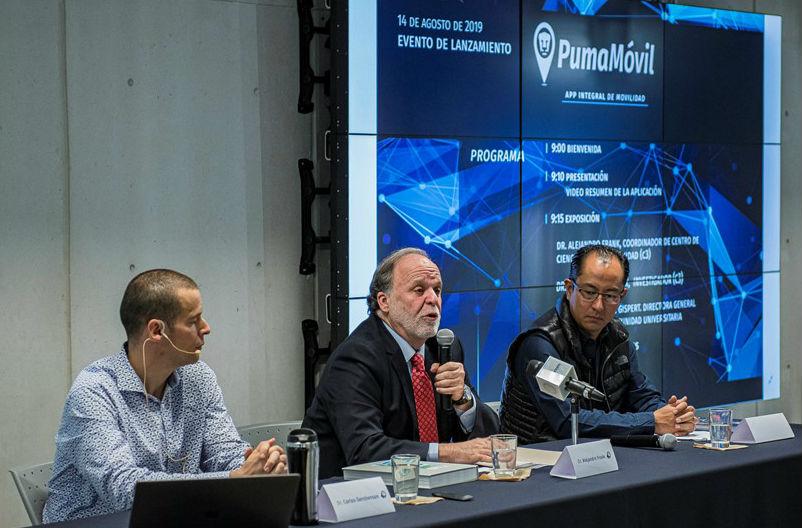 PumaMóvil, la app que mejorará la movilidad en Ciudad Universitaria