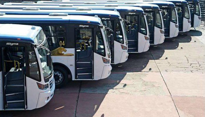 Pumabús pone en operación 30 nuevas unidades ecológicas