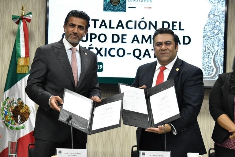 México y Qatar buscarán impulsar el sector energético