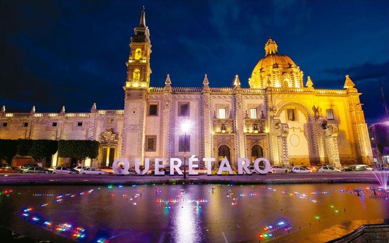 Querétaro, sede de XVI Congreso de Ciudades Patrimonio Mundial de la Humanidad