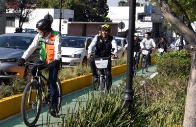 Lanzan sistema de bicicletas compartidas en Querétaro