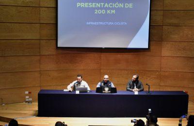 Querétaro figurará entre las ciudades con mayor red de ciclopistas