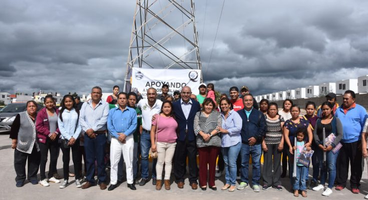 Concluyen obras de urbanización en Boulevard Peña Flor en Querétaro