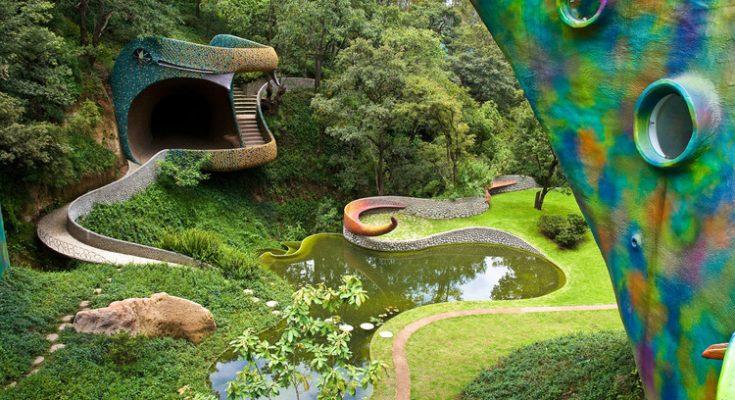 Javier Senosiain hablará sobre Arquitectura Orgánica en Bellas Artes