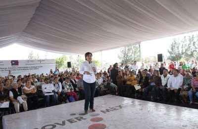 Garantizar vivienda a los mexicanos, prioridad del gobierno: Robles