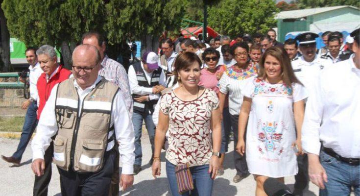 Dan 10,502 apoyos para reconstrucción en Morelos