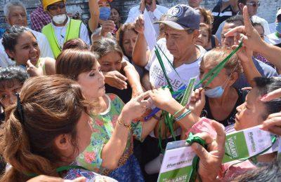 Reportan 5,370 viviendas con pérdida total en Morelos
