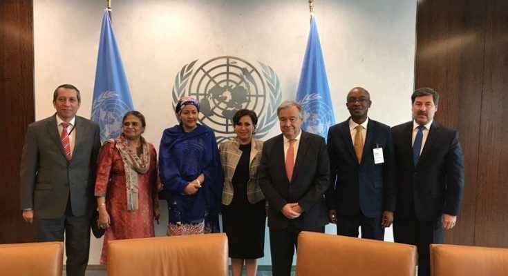 Rosario Robles copresidirá Panel de Alto Nivel para implementar la Nueva Agenda Urbana