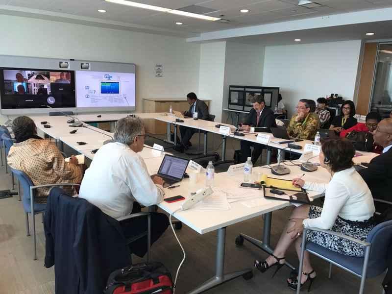 Encabeza Robles reunión de implementación de la Nueva Agenda Urbana