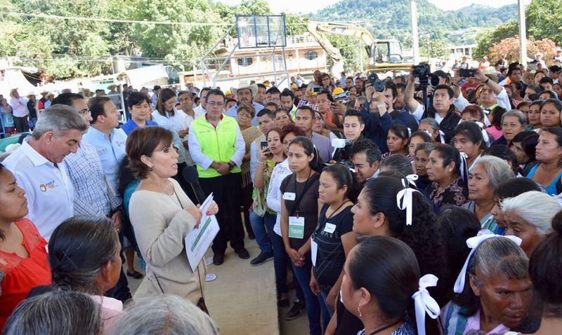 Reportan 28,000 afectadas por sismo en Puebla