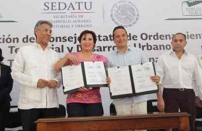 Instalan Consejo de Ordenamiento Territorial y Desarrollo Urbano en Q. Roo
