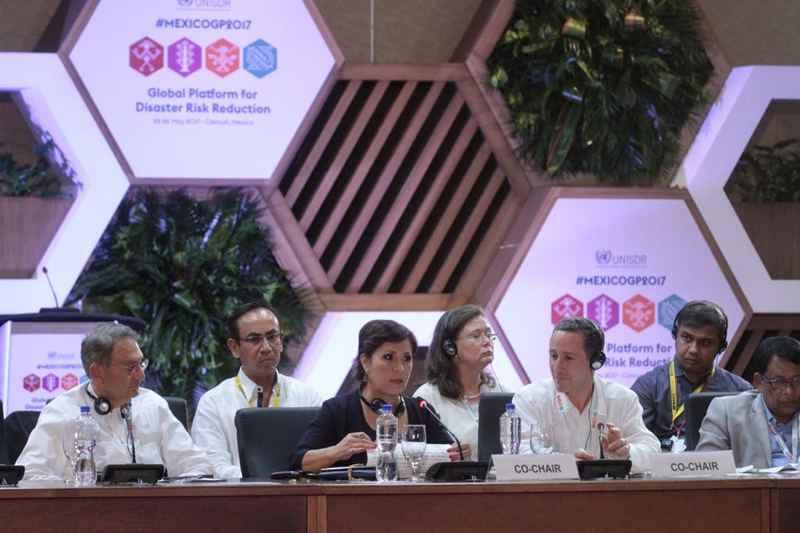 México impulsa la resiliencia en sus ciudades: Robles