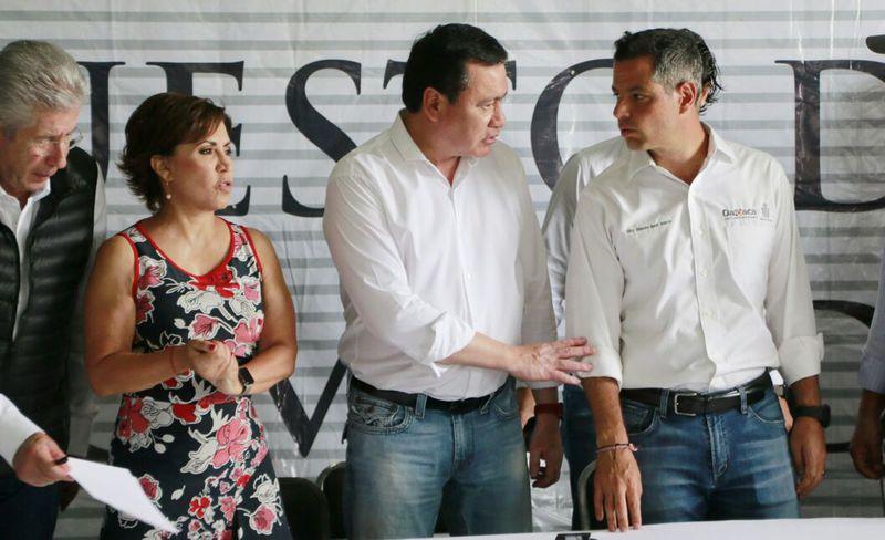 Reconstruir viviendas en Oaxaca, prioridad de Sedatu