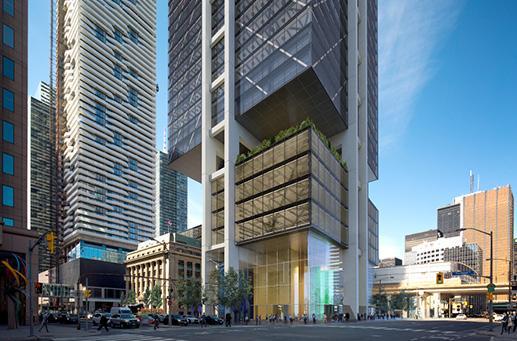 RSHP gana competencia para desarrollar una torre en Toronto