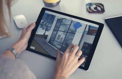 Realidad virtual permite recorrer inmuebles sin construir