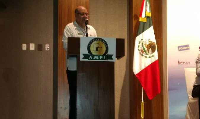 "AMPI inaugura el ""Cancún Investment Summit 2016"""